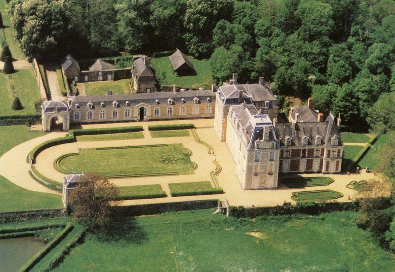 chateau de la Rongère
