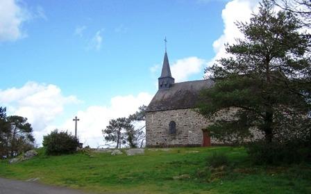 la chapelle des lieux saints