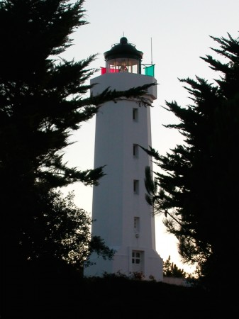 Photo du phare du Grouin