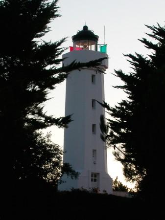 Photo du phare du Grouin